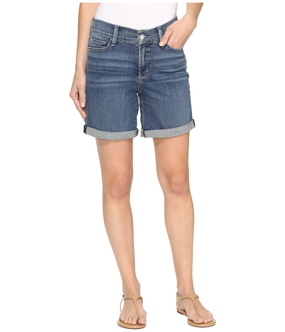 NYDJ - Avery Shorts in Heyburn Wash (Heyburn Wash) Women's Shorts
