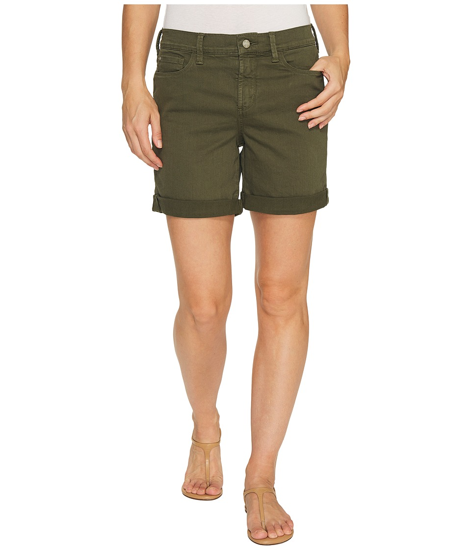 NYDJ - Avery Shorts in Topiary (Topiary) Women's Shorts