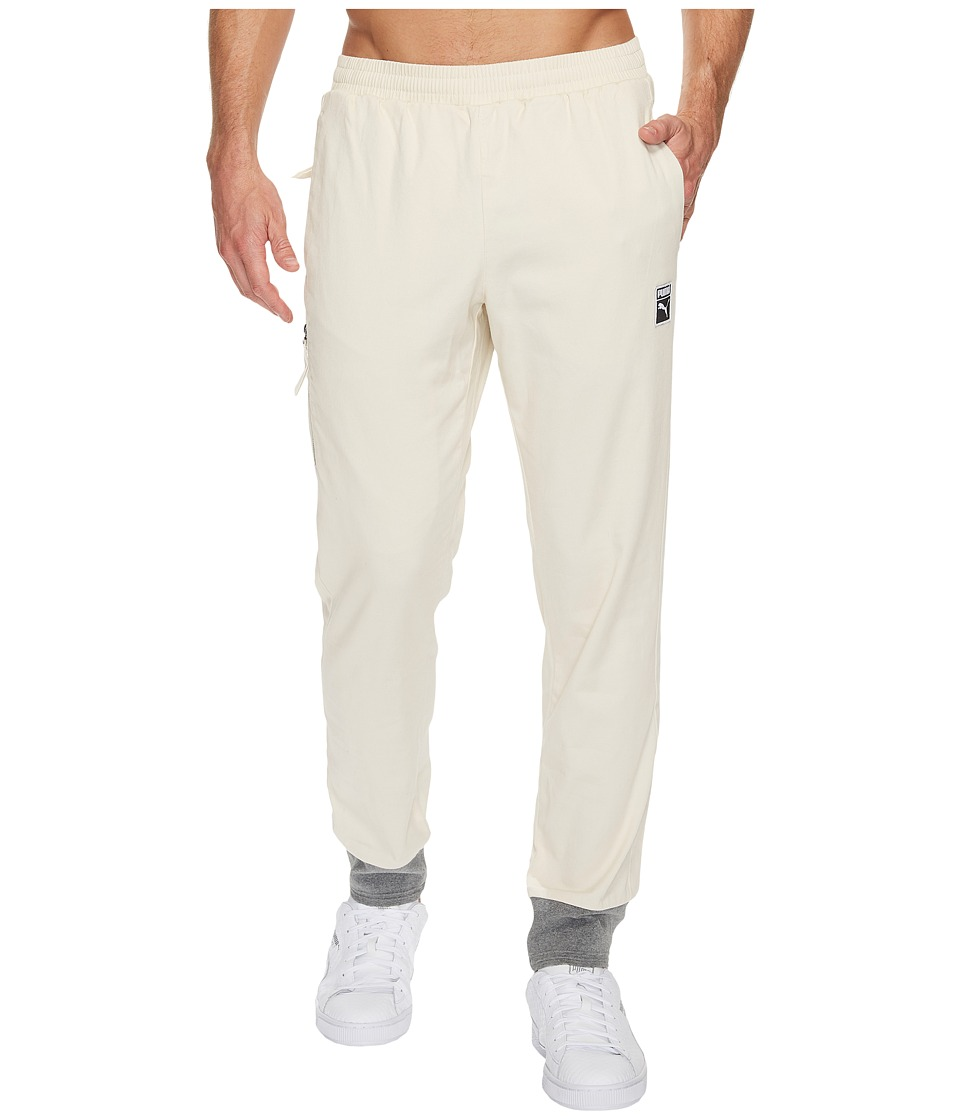 PUMA - Classic + T7 Woven Pants (Birch) Men's Casual Pants