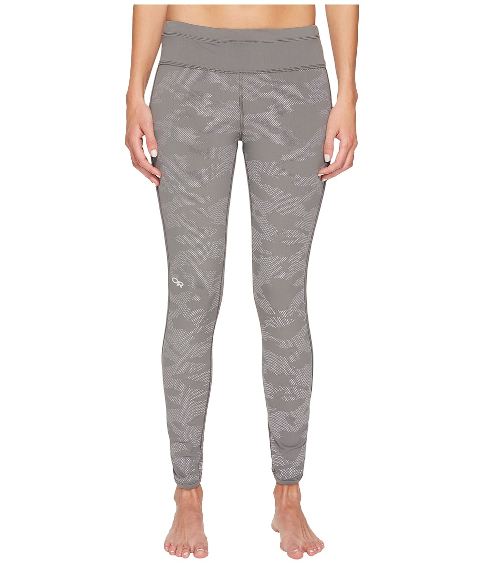 Outdoor Research Reflective Pentane Tights (Pewter) Women