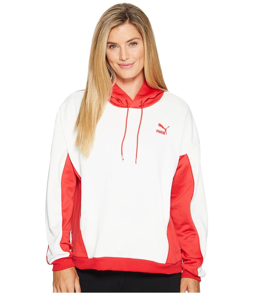 PUMA - Oversized Hoodie (Toreador) Women's Sweatshirt