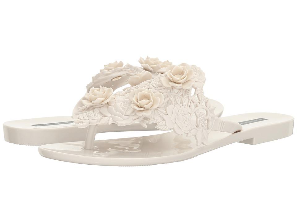 Melissa Shoes - Harmonic + Alexandre Herchcovitc (White) Women's Shoes
