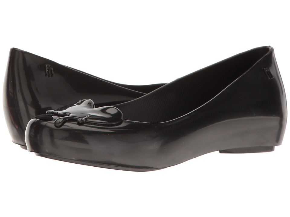 Melissa Shoes - Ultragirl + Sebastian (Black) Women's Shoes