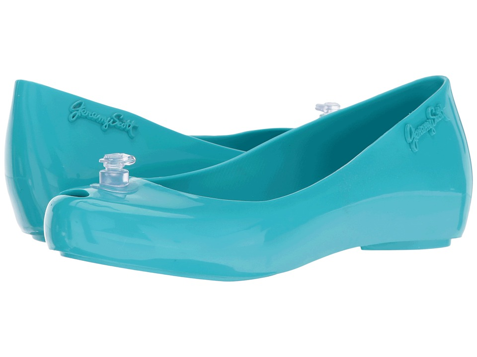 Melissa Shoes - Ultragirl + JS (Dark Turquoise) Women's Shoes