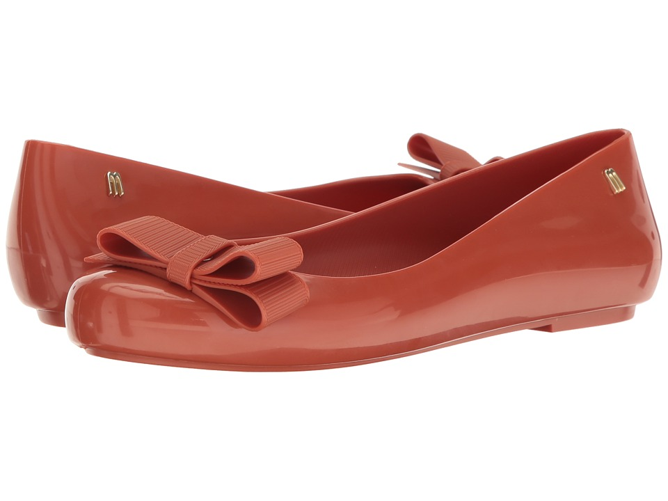 Melissa Shoes - Space Love + Jason Wu III (Red/Orange) Women's Shoes