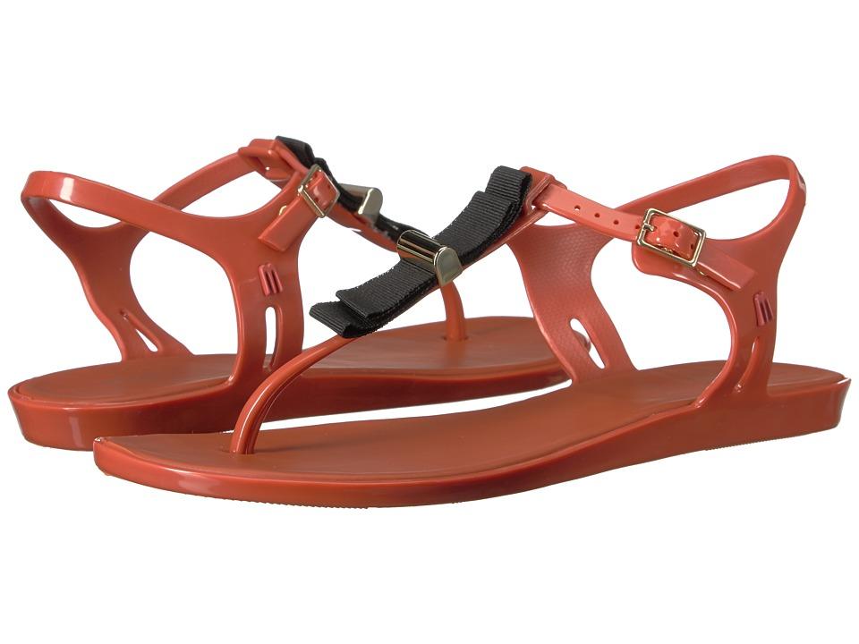 Melissa Shoes - Solar + Jason Wu (Red/Orange) Women's Shoes