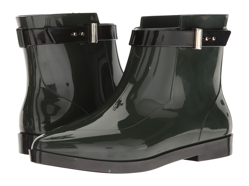 Melissa Shoes Francoise + Jason Wu (Green/Black) Women