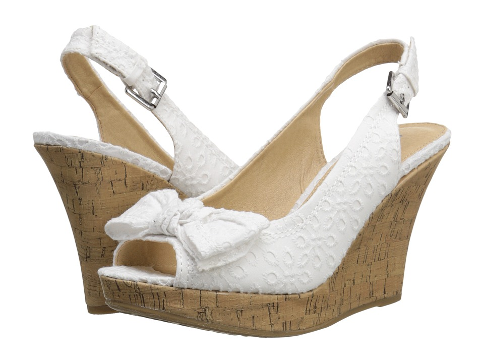 CL By Laundry - Ilissa (White) Women's Shoes