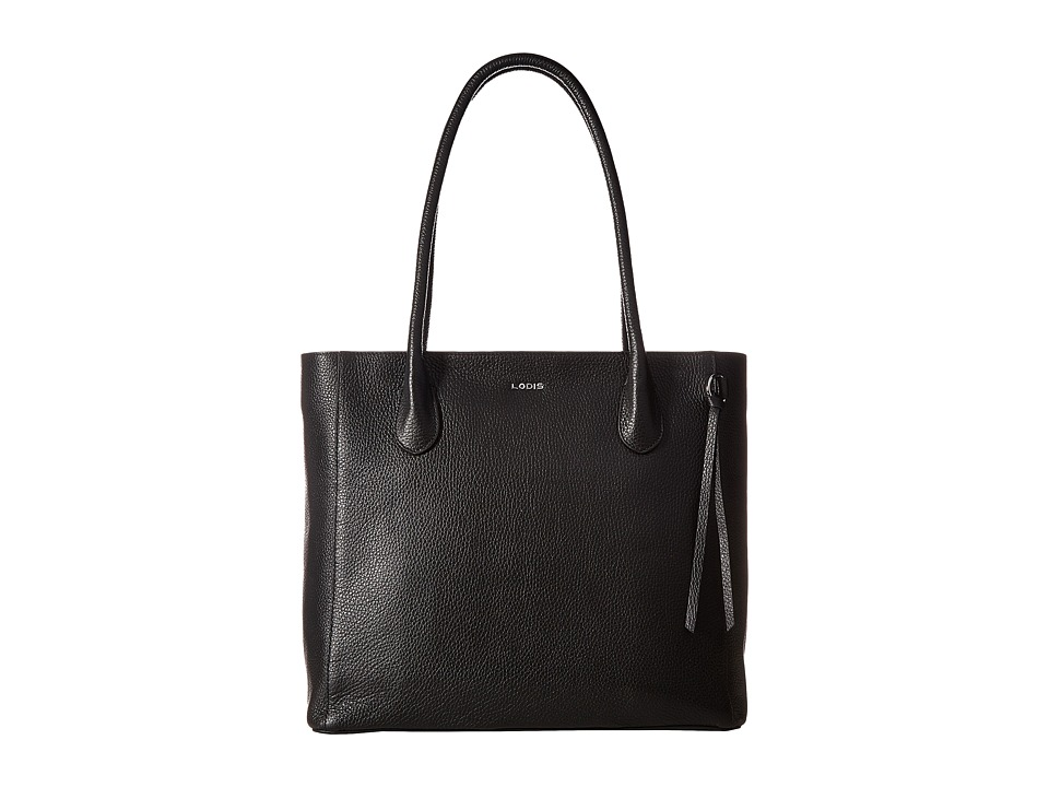 Lodis Accessories - Valencia Cecily Satchel (Black) Satchel Handbags