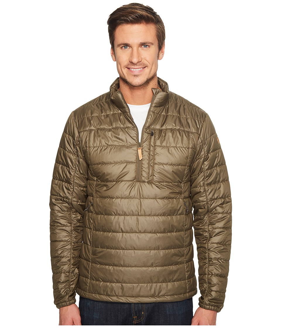 Fjallraven - Abisko Padded Pullover (Tarmac) Men's Coat