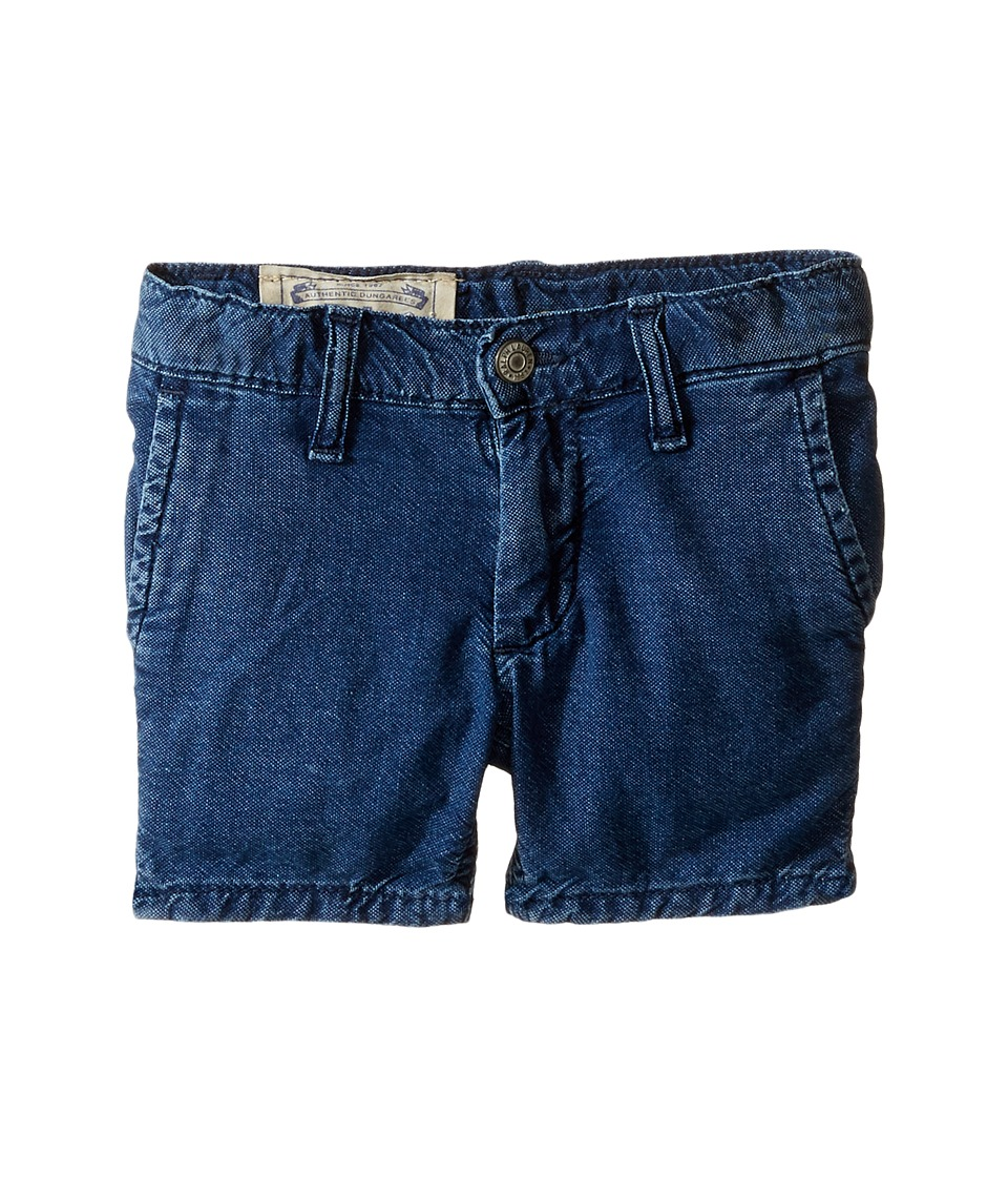 Polo Ralph Lauren Kids - Denim Rolled Shorts (Toddler) (Justin Wash) Boy's Shorts