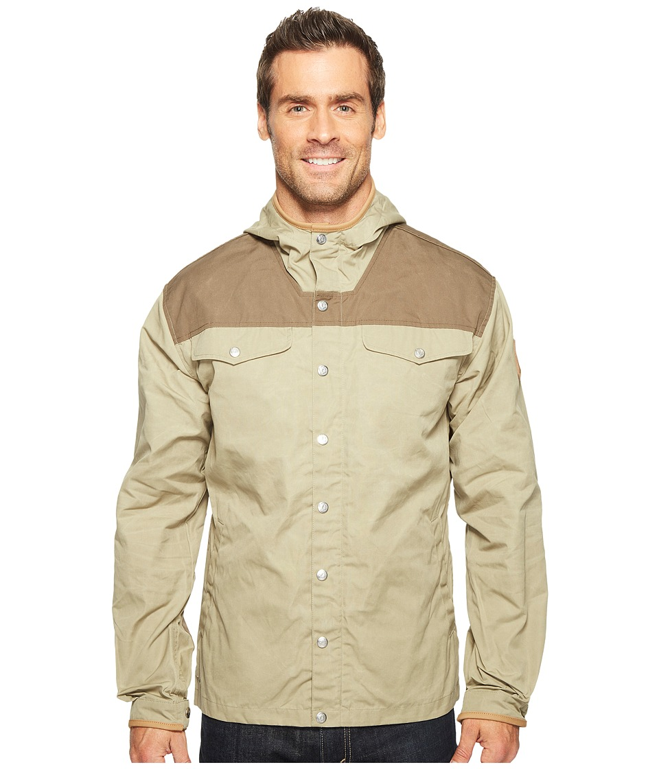 Fjallraven - Greenland No.1 Special Edition (Savanna/Tarmac) Men's Coat