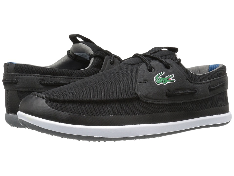 Lacoste - L.andsailing 316 3 (Black) Men's Shoes