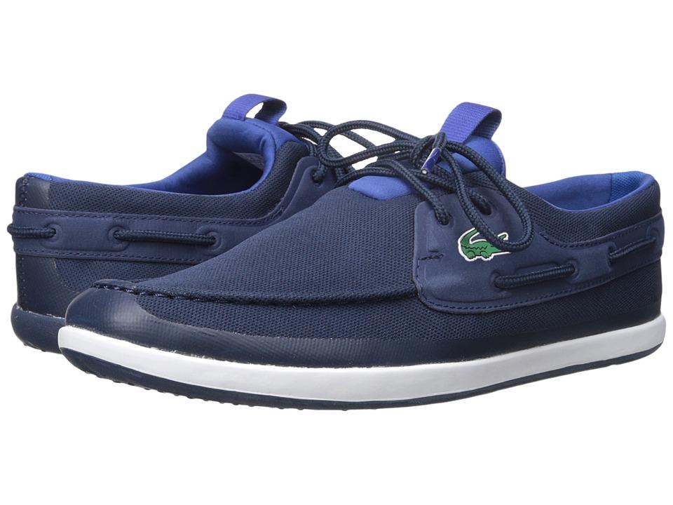 Lacoste - L.andsailing 316 3 (Navy) Men's Shoes
