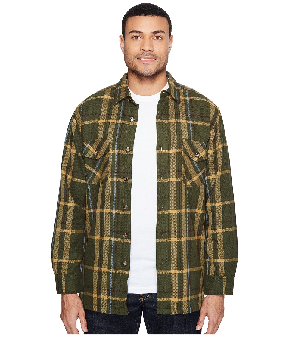 Pendleton - Lakeside Shirt Jacket (Riffle Green) Men's Clothing