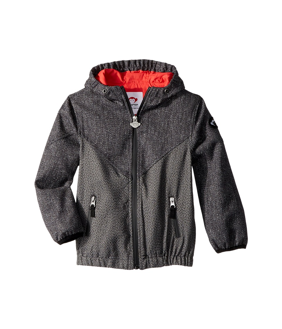 Appaman Kids - Rambler Jacket (Toddler/Little Kids/Big Kids) (Black) Boy's Coat