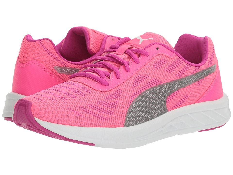 PUMA - Meteor (Knockout Pink/Ultra Magenta) Women's Lace up casual Shoes
