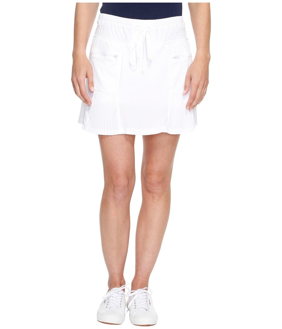 XCVI - Movement Arcadia Skort (White) Women's Skirt