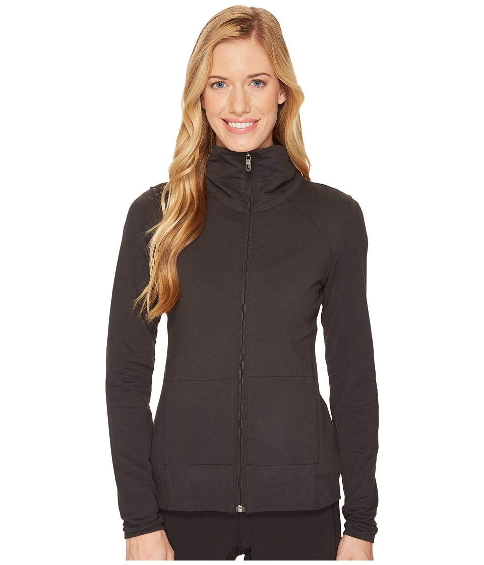 Lole Essential Cardigan Cover-Up (Black) Women
