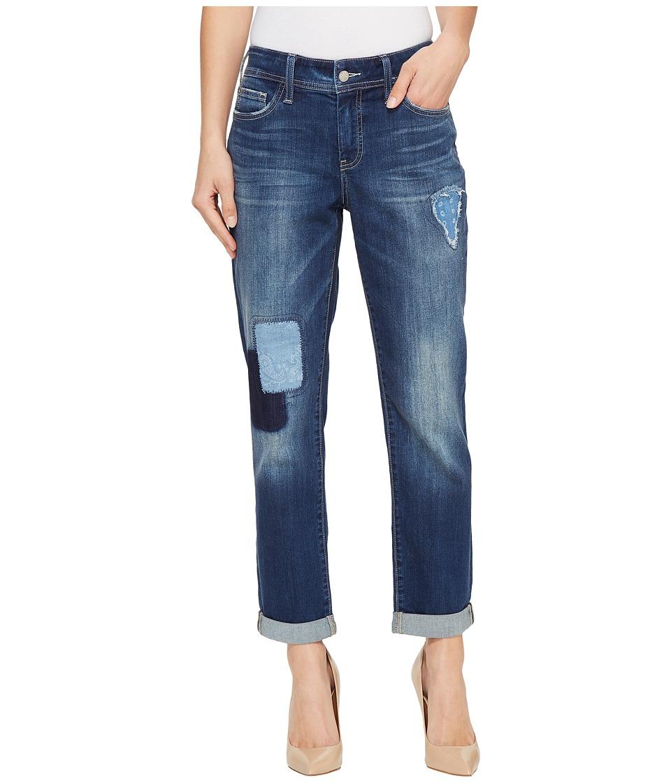 NYDJ - Jessica Relaxed Boyfriend in Uzes (Uzes) Women's Jeans