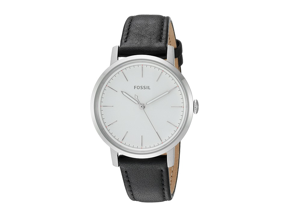Fossil - Neely Leather - ES4186 (White) Watches