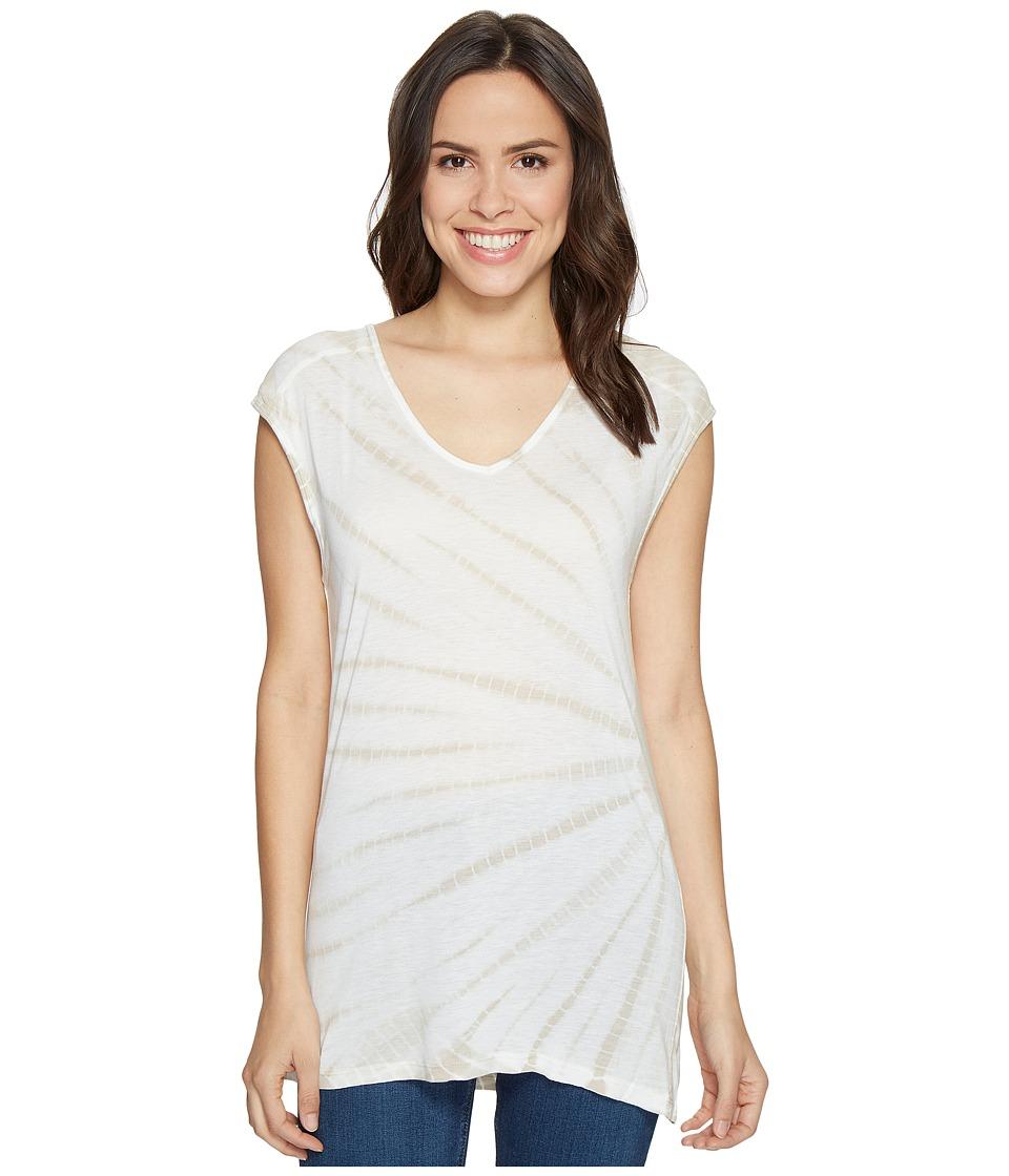 XCVI - Valerie Top (Kaleidescope Wash/Anchient Marble) Women's Clothing