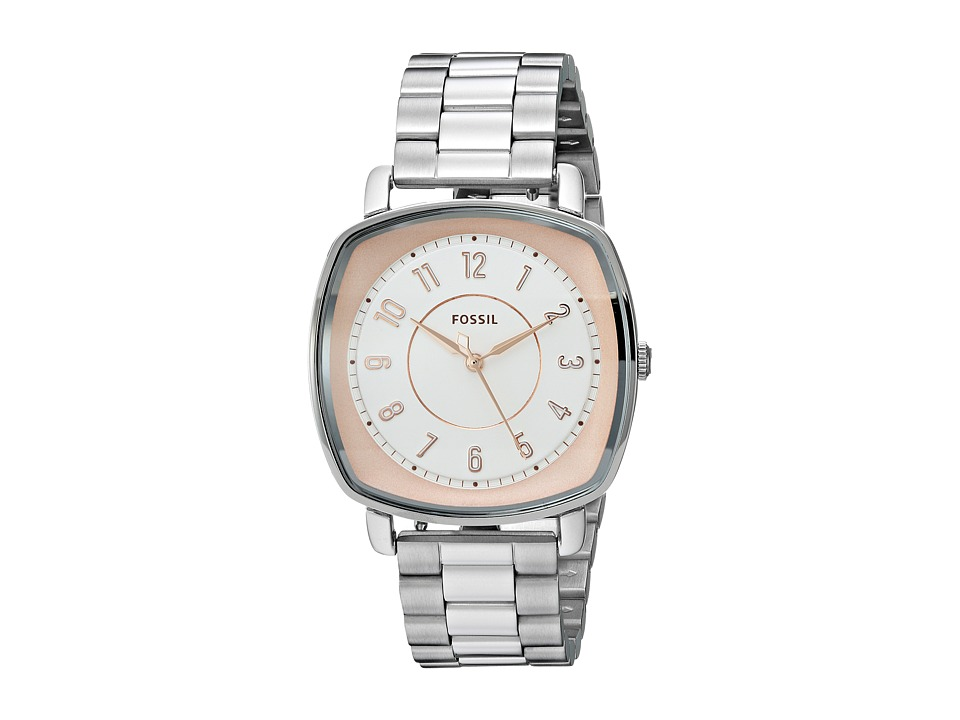 Fossil - Idealist - ES4194 (Silver) Watches