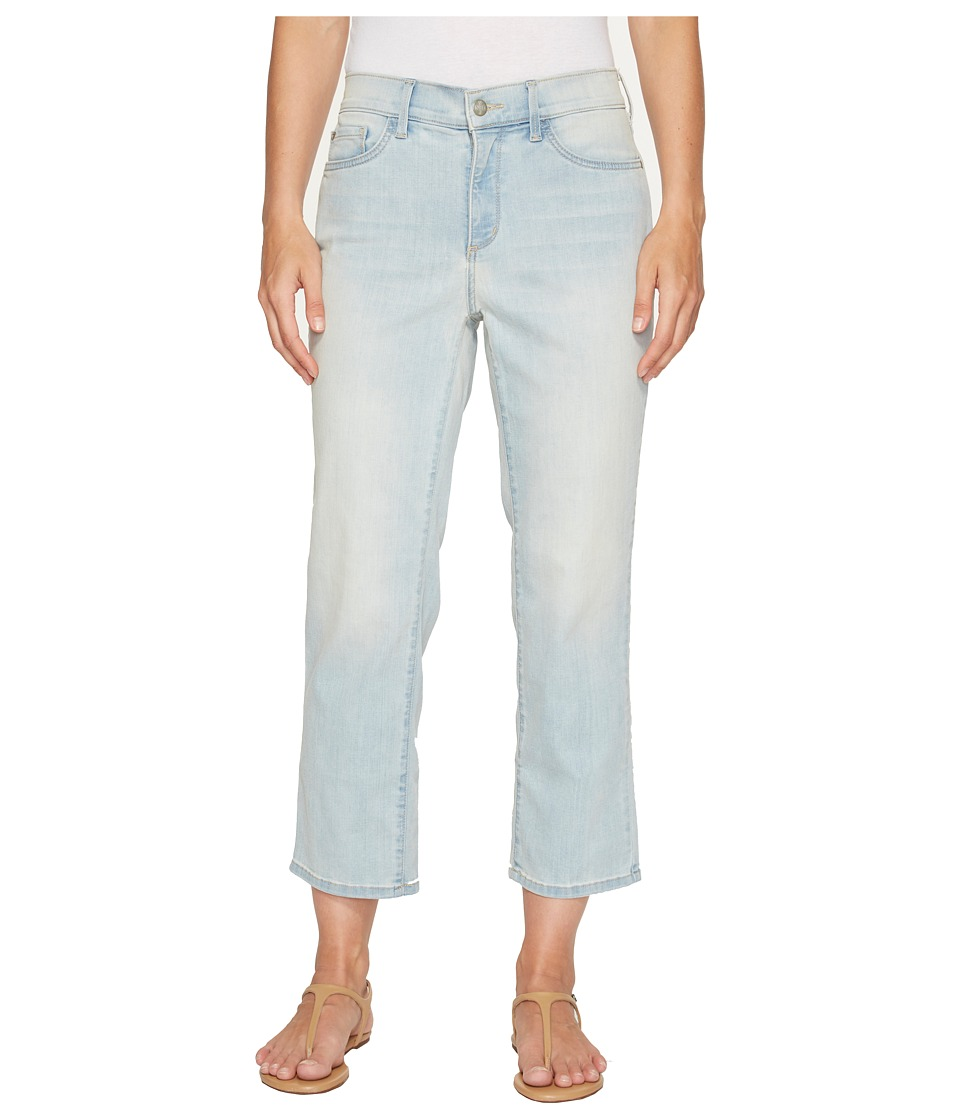 NYDJ Marilyn Relaxed Capris in Cote Sauvage (Cote Sauvage) Women