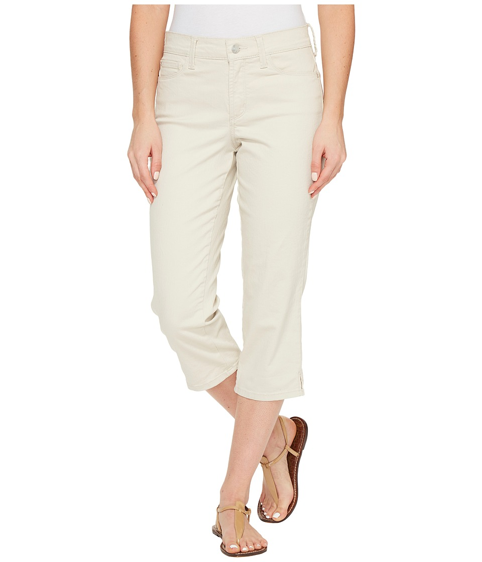 NYDJ - Marilyn Crop in Clay (Clay) Women's Jeans