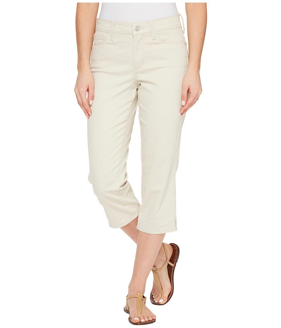 NYDJ - Marilyn Crop in Clay (Clay) Women's Jeans