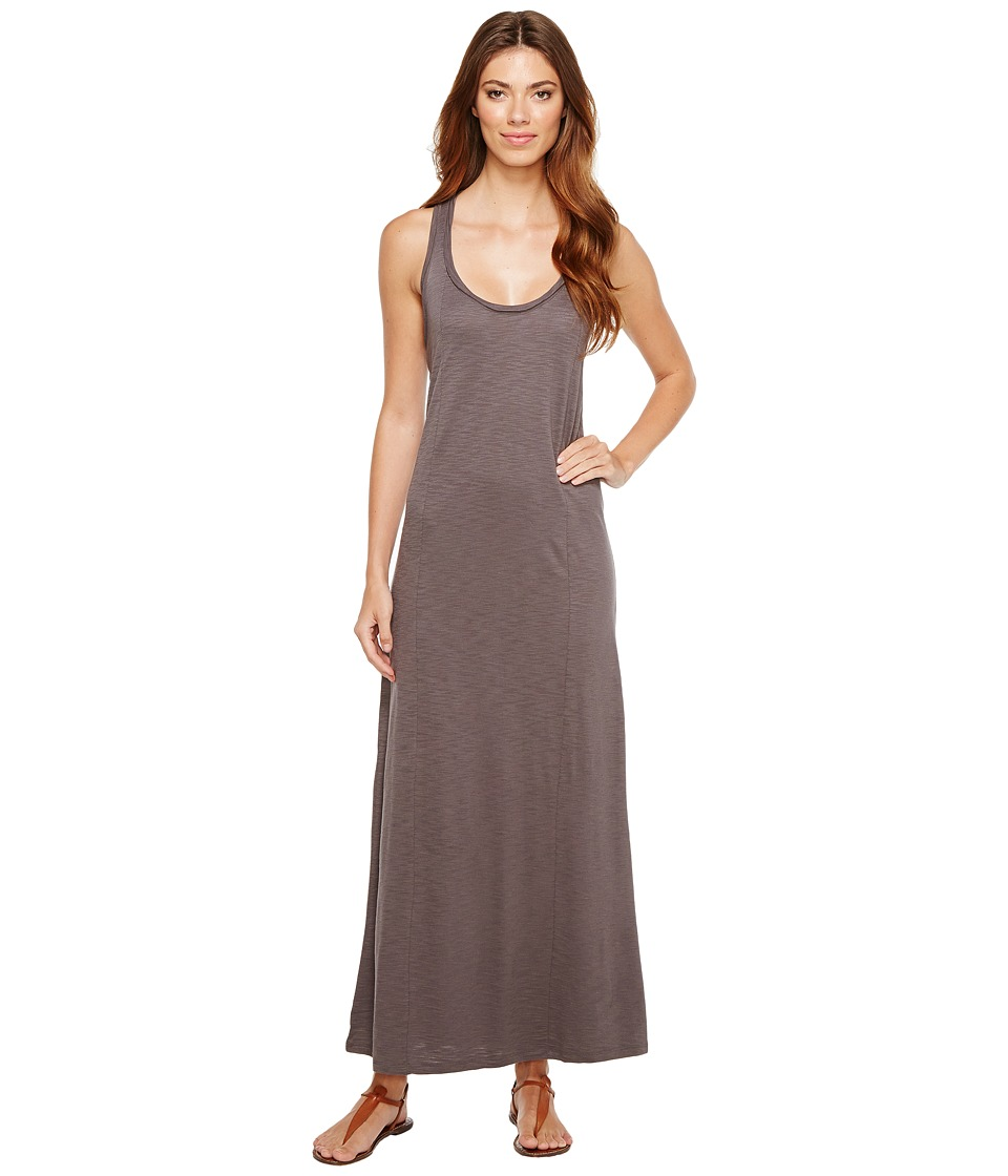 Lilla P Racerback Maxi Earth Dress