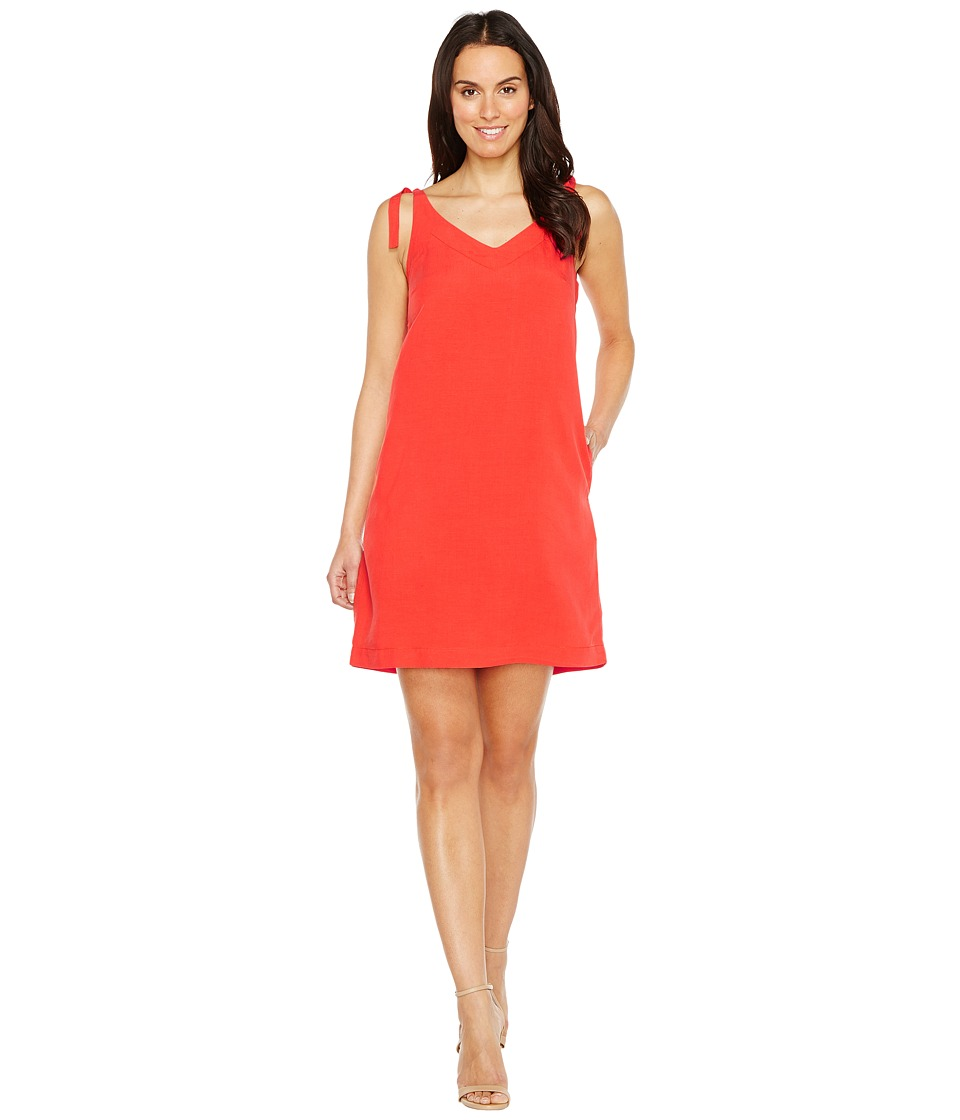 Lilla P - Tie Strap Dress (Fiesta) Women's Dress