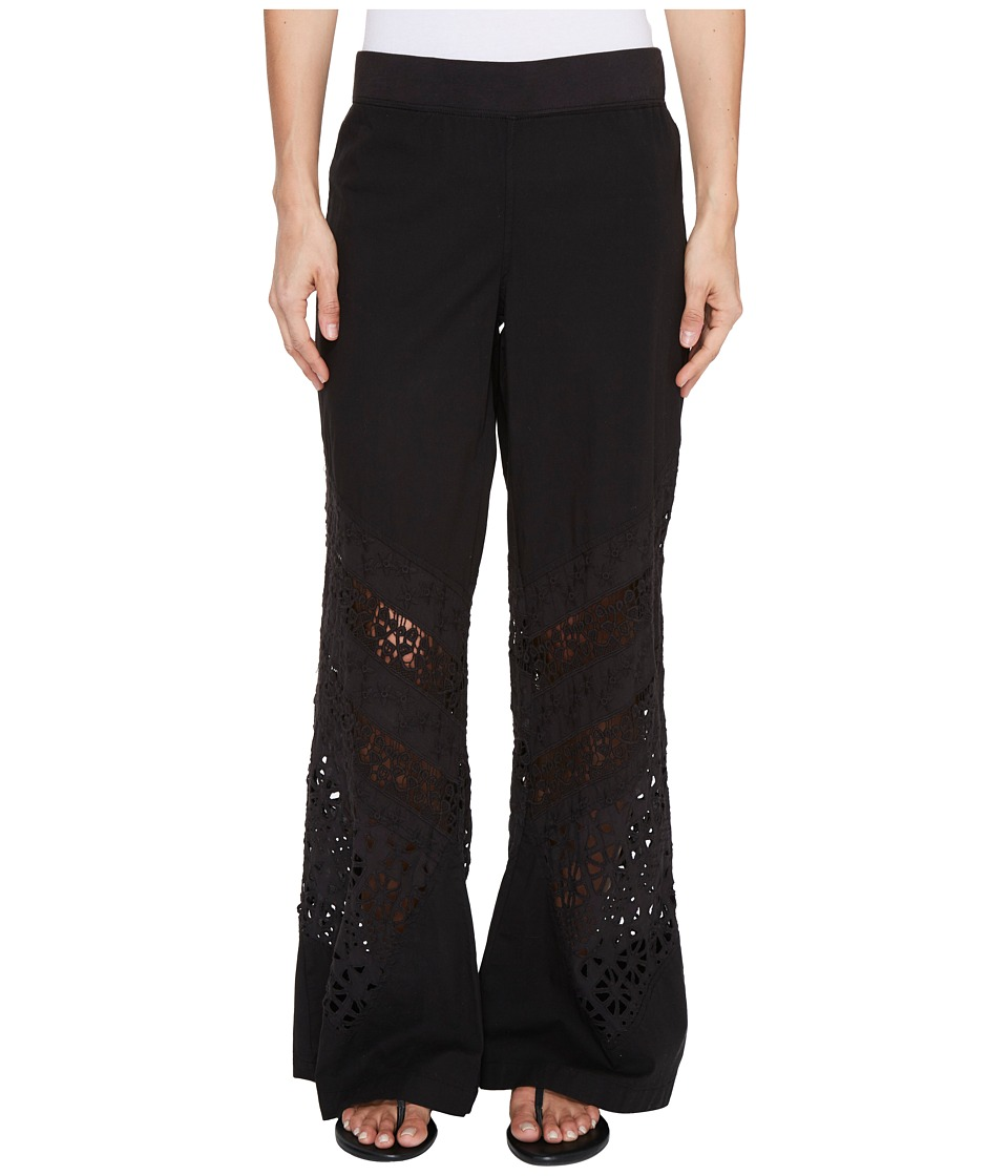 XCVI - Bryn Pants (Black) Women's Casual Pants