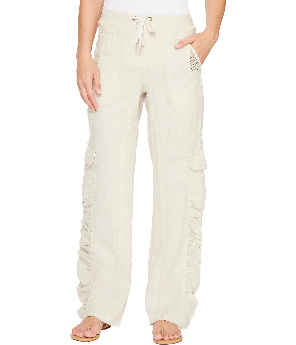 XCVI - Monte Carlo Linen Pants (North Star) Women's Casual Pants