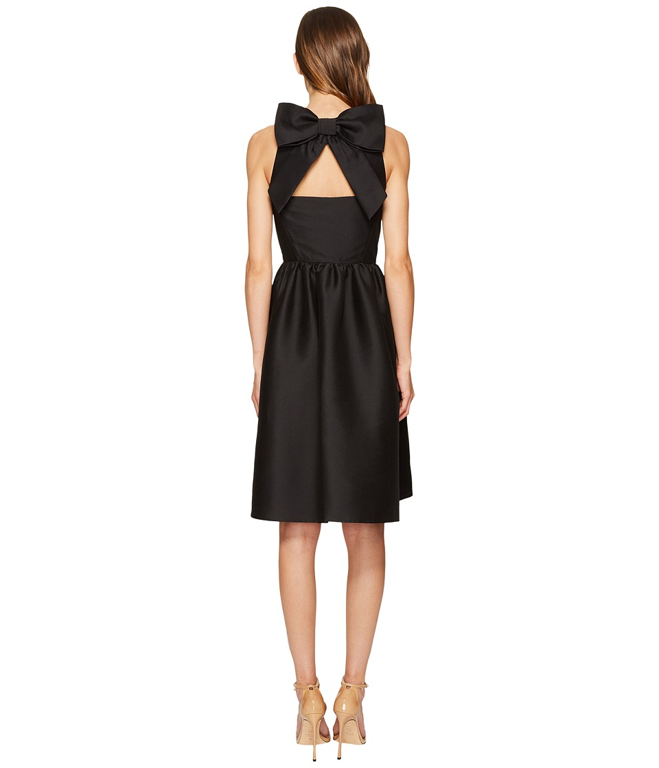 Kate Spade New York Bow Back Fit and Flare Dress