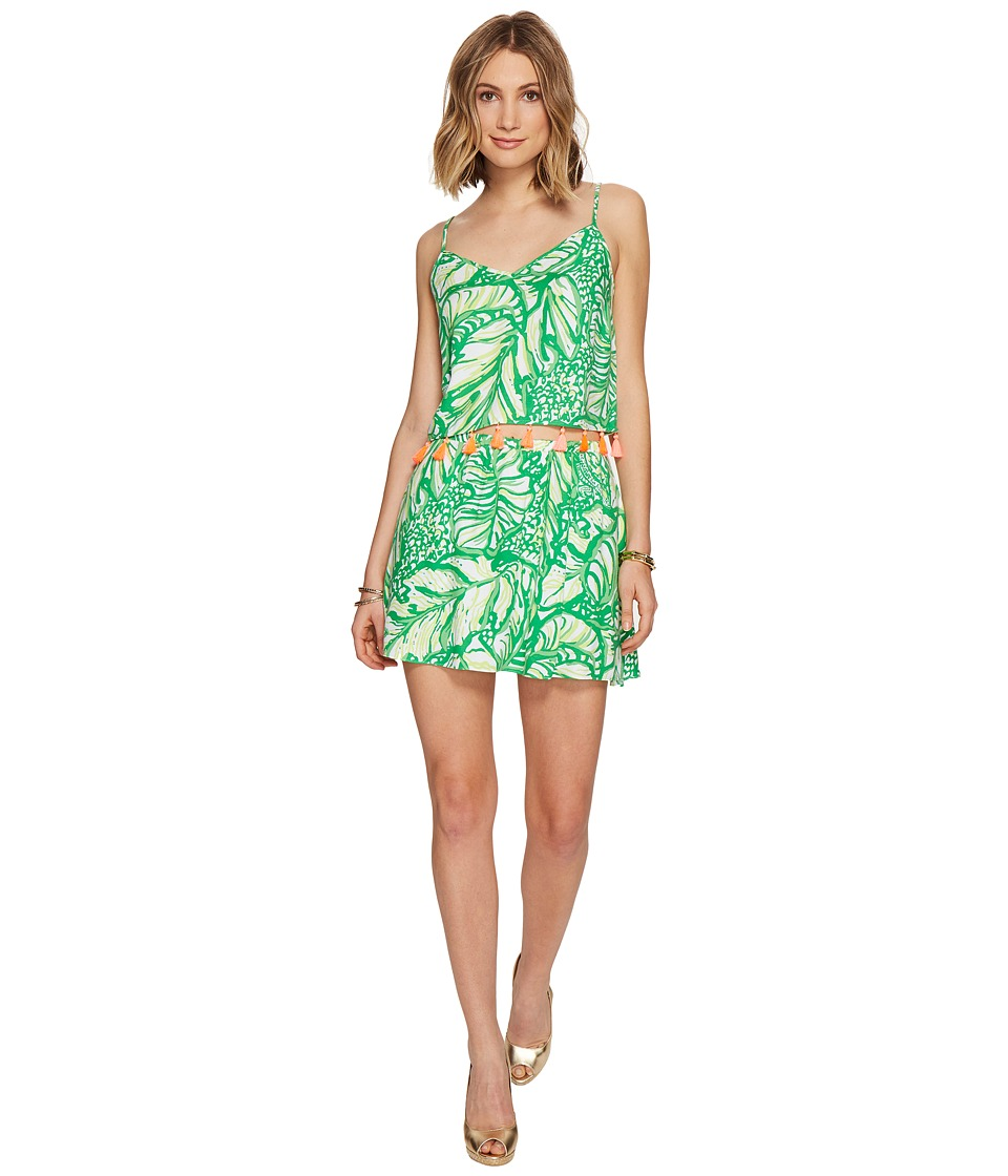 Lilly Pulitzer - Ramona Set (Toucan Green Coco Loca) Women's Active Sets