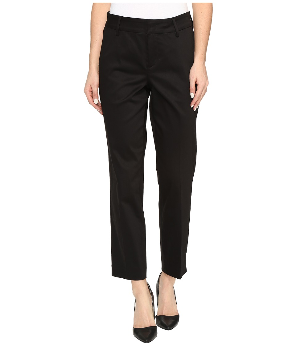 NYDJ - Slim Fit Ankle in Black (Black) Women's Jeans