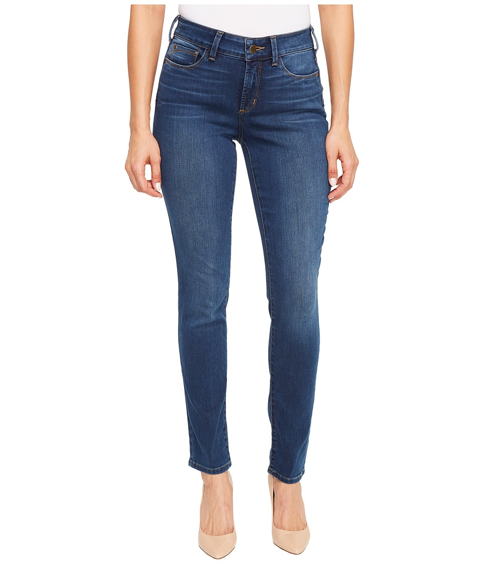 NYDJ - Uplift Alina Leggings in Future Fit Denim in Sea Breeze (Sea Breeze) Women's Jeans