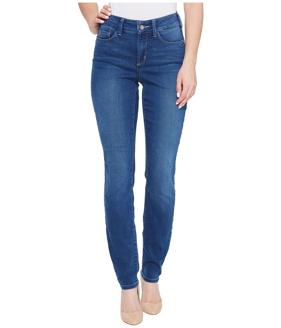 NYDJ - Uplift Alina Leggings in Future Fit Denim in Islander (Islander) Women's Jeans