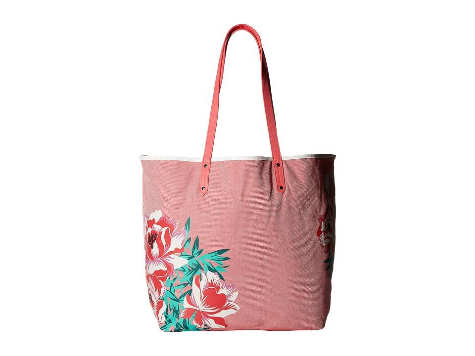 Vera Bradley - Beach Tote (Oxford Floral) Tote Handbags