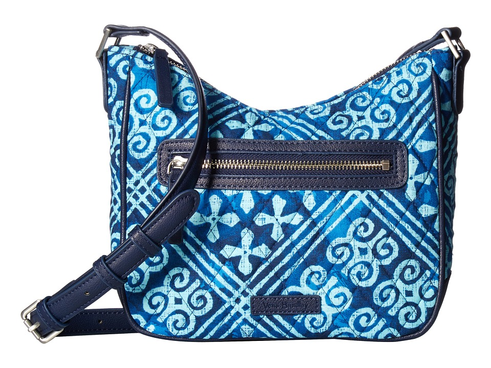 Vera Bradley - Mini Vivian Crossbody (Cuban Tiles) Cross Body Handbags