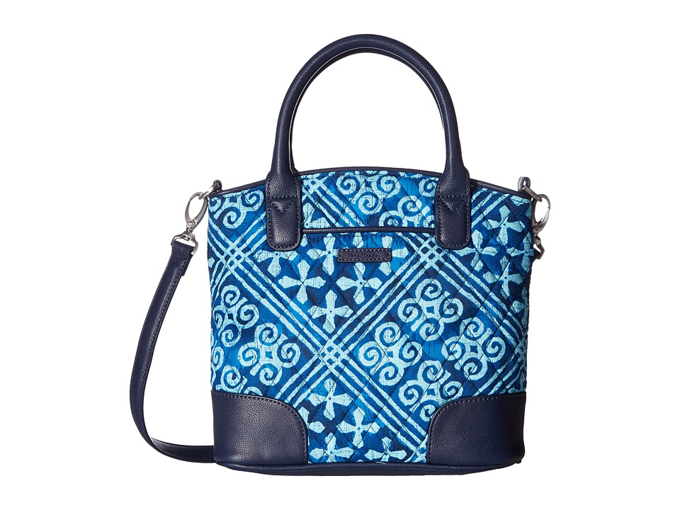 Vera Bradley - Day Off Crossbody (Cuban Tiles) Cross Body Handbags