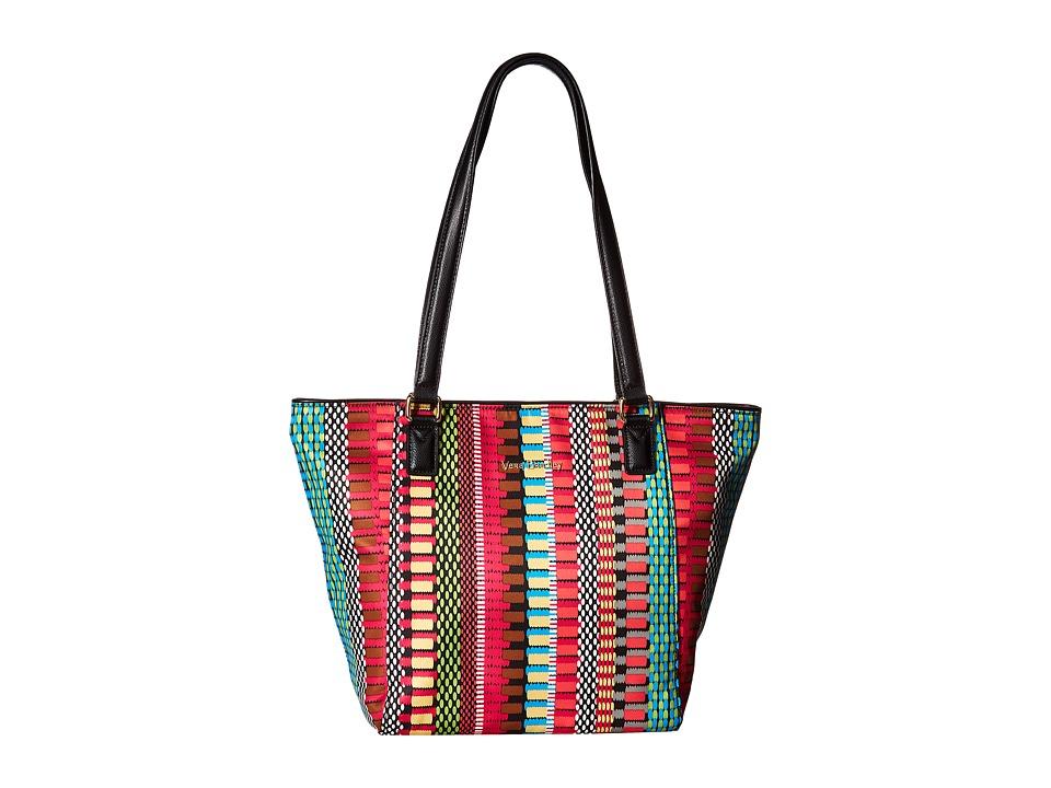 Vera Bradley - Small Ella Tote (Cha-Cha) Tote Handbags