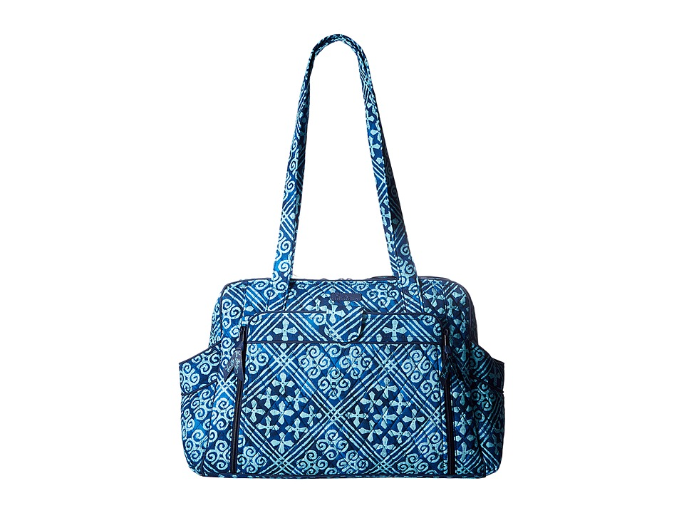 Vera Bradley - Stroll Around Baby Bag (Cuban Tiles) Diaper Bags