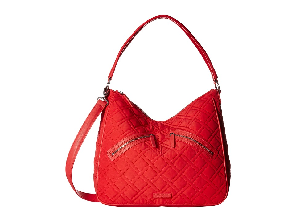 Vera Bradley - Vivian Hobo Bag (Canyon Sunset) Hobo Handbags