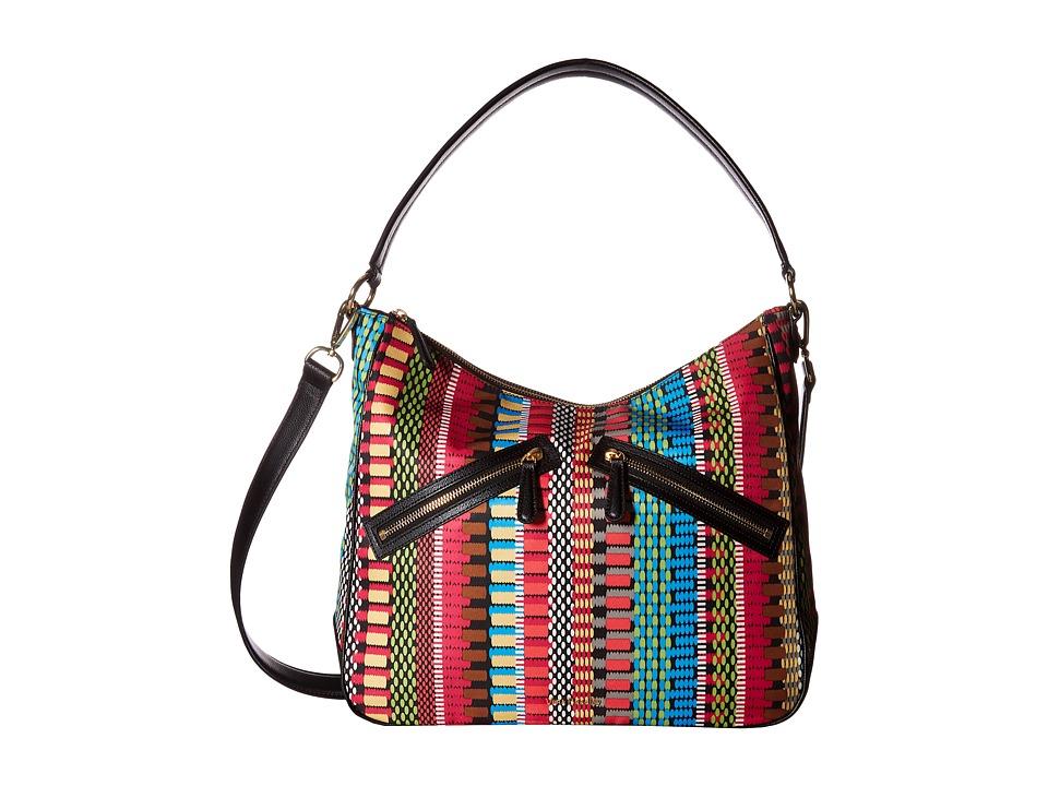 Vera Bradley - Vivian Hobo Bag (Cha-Cha) Hobo Handbags