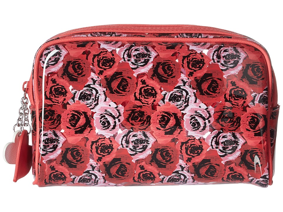 Vera Bradley Luggage - Lots of Love Cosmetic (Havana Hothouse) Luggage
