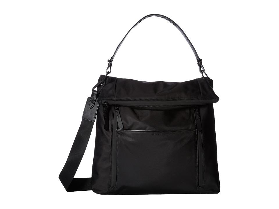 Cole Haan - Grand O.S Everyday Crossbody (Black) Cross Body Handbags