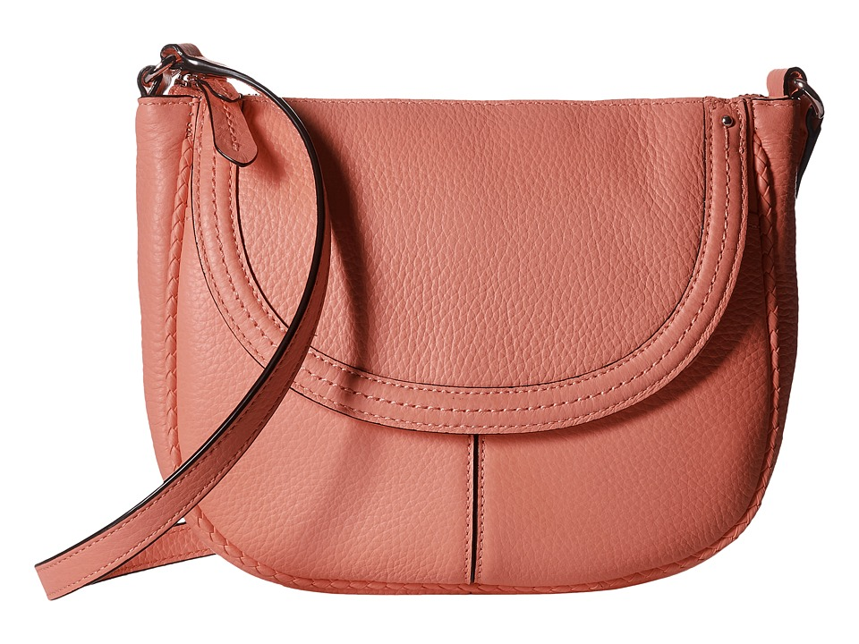 Cole Haan - Tali Saddle Crossbody (Nectar) Cross Body Handbags