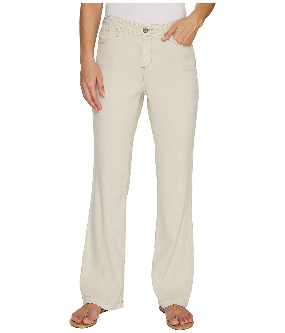 NYDJ - Wylie Trousers (Stone) Women's Casual Pants